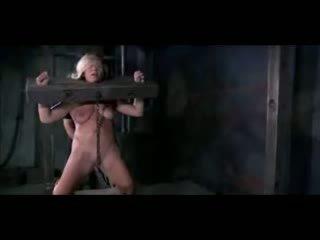 BDSM Slave Dia Zerva in Infernal Restr...