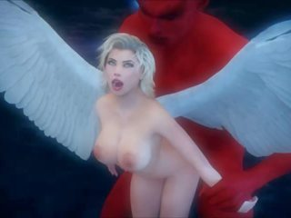 Engelchen lucy: volný karikatura porno video 9a