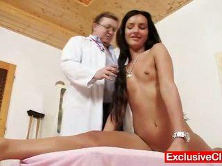 Flexibel dun babe sharon medisch onderzoek