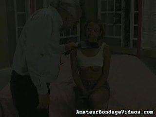 Longue bdsm porno vidéos à grand amateur bondage vidéos collection