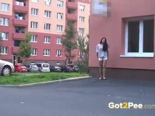 Got2pee publiek urineren compilatie 005
