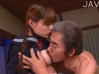 japanilainen, vanha + young, yhdenmukainen