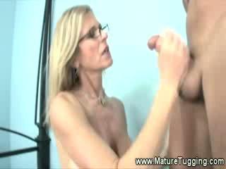 puma, masturbándose, abuelita