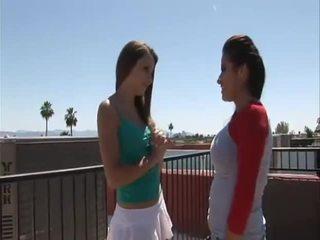 lesbianas, chica con chica