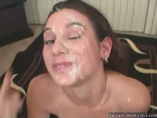 Pleasing beauty jackie ashe engulfing weenies e takes un disordinato sporco facials