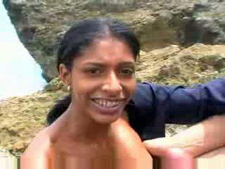 Mexicana blowjob mit sie groß brüste video