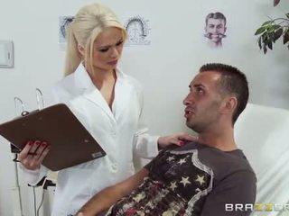 Nešvankus daktaras alexis ford gives tai pacientas a patikrinti į viršų