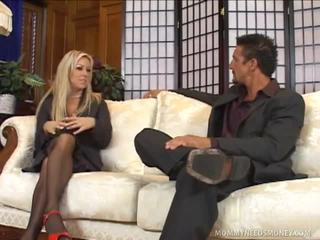 Carolyn reese craves sommige alpha male knob