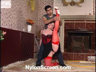 Gwendolen e sebastian arrapato collant mov