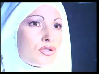 Italian Nun Loves Anal Sex Video