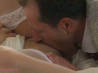 Mãe hd esposa para ser obter fodido em dela casamento