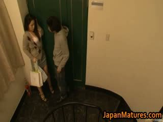 Ayane asakura äldre asiatiskapojke modell has kön