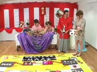 اليابانية جنس لعبة عرض
