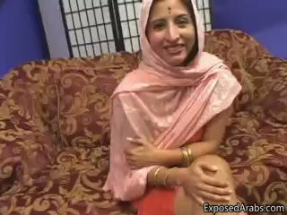 Arab Princess Gets Her Tight Shaved Part3