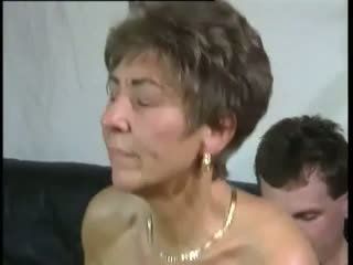 Tante: חופשי סבתא & ישן & צעיר פורנו וידאו