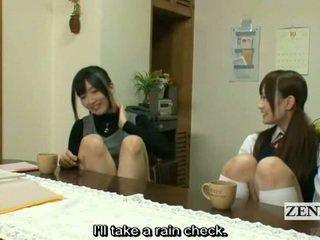 estudiante, japonés, lesbianas