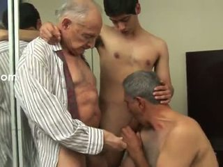 gay, old, anal
