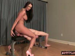 brunette, big boobs, lick