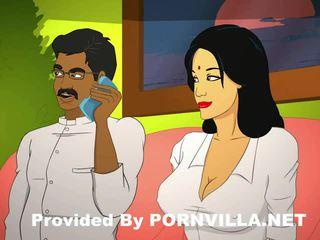 Savita bhabhi 1st 비디오 시즌 hindi 포르노를 인도의 mallu telugu