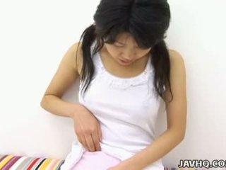 Haruka aida heet aziatisch tiener solo