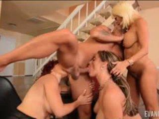 group sex, big boobs, blowjob