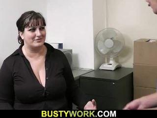 Entrevista leads a sexo para este cachonda graso