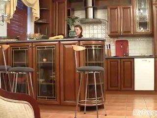 Heating omhoog de keuken