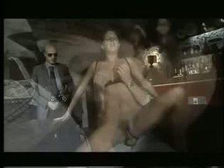 Monica roccaforte fick im bar