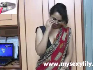 Індійська краля lily секс вчитель
