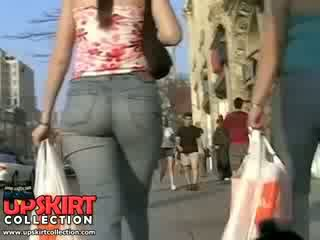 Among all other hot of sexy amateurs will you like this Fat assjeans the most