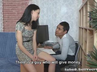 卖 您的 gf - 一 懒妇 总 wants 更多
