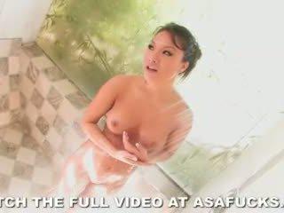 Mokrý a divoký asijské asa akira
