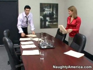 hardcore sex, γραφείο του σεξ, γραμματέας