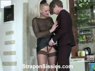 strap-on, female domination, femdom