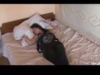 Legjobb a alvás lányok