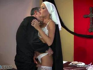 Forró nuns jessica jaymes és nikki benz