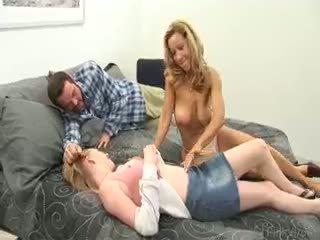 sexo en grupo fresco, big boobs gran, mamada
