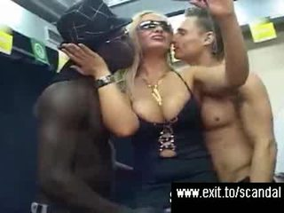 Public Sex disorder on stage and Backstage Video