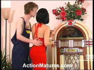 Μείγμα του σεξ κοντά να tobias, alana, juliana