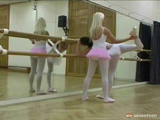 Sapphic Ballet Girls