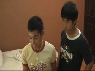 Jesse neuken two geil aziatisch lad