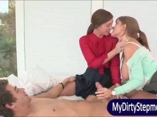 Pieptoasa matura mama darla crane shares pula cu maddy oreilly