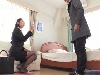 Reiko kobayakawa ķircināšana nekā rimjob pakaļu jāšanās