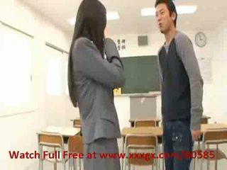 Japanese Teacher Fuck In Classroom