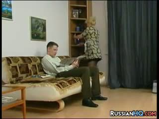 Mature Maid Wants To Fuck