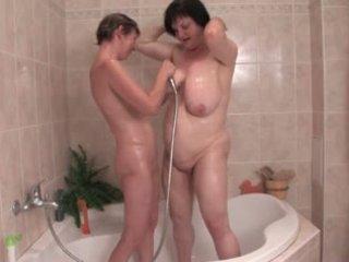 store bryster, bbw, lesbiske