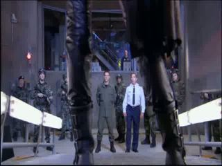 Claudia Black - Stargate SG1 Video