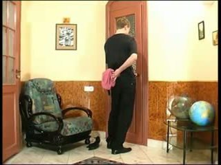 Russisch nephew seduced door tante