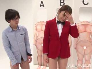 Riri Kohda Shafts A Stranger At A Weird Chinese Expose