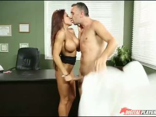 Ofis gutaran künti madison ivy gutarmak swallows